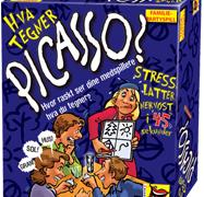 Hva tegner Picasso?