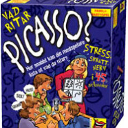 Vad ritar Picasso?